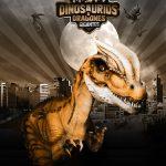 [Panoramas invierno] Dinosaurios & Dragones Gigantes