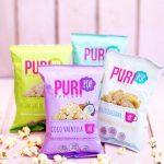 Puripop, snacks saludables para grandes y chicos
