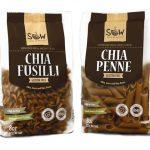 Alimentación Saludable: Las nuevas pastas de chía libres de gluten