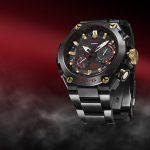 G-SHOCK Y Robert Geller anuncian el nuevo reloj G-STEEL GST-200RBG-1A