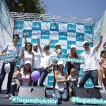 Pampers y Asprem caminaron por los niños prematuros de Chile