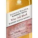Nueva joyita llegó a Chile: Johnnie Walker Blenders' Batch Wine Cask Blend