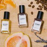 Lush relanza su línea de perfumes