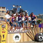 WOM Respect Recycling Festival en las mejores playas de Chile