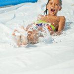 Verano en Santiago: disfruta del parque acuático