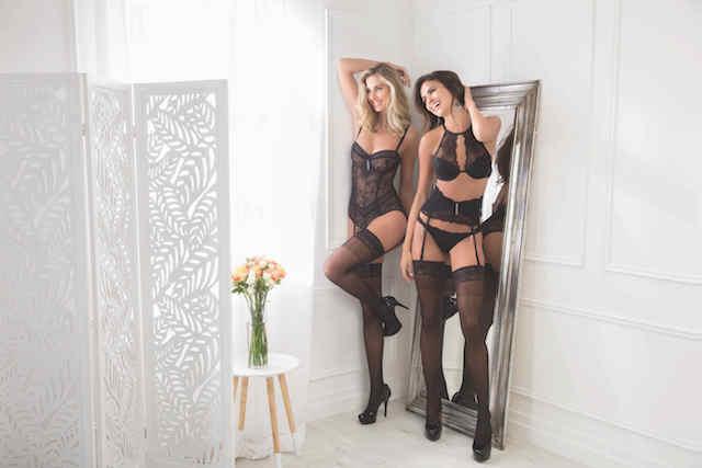 atarse en super servicio fábrica auténtica Nuevas tendencias en ropa interior femenina - CLUB MAGAZINE