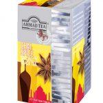 Recibe el invierno con las propiedades del té Chai Spice de Ahmad Tea
