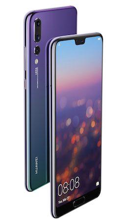 Huawei presenta el P20 Pro Twilight, la revolución del color en los smartphones