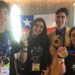 Team Chile regresa del mundial de robótica  FIRST Global Competition
