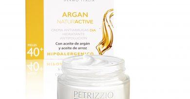 Naturactive: cremas de tratamiento antiarrugas con activos naturales para todas las edades