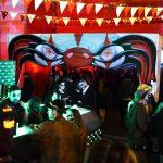 Nuevo Jardín Mallinkrodt recibe a los mejores disfraces para Halloween en fiesta Freakshow