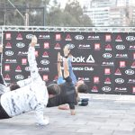 Performance Club de Reebok recorre Chile