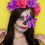 Sorprende con un maquillaje de Catrina este Halloween