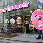 Dunkin' Donuts inaugura nuevo local en Vitacura