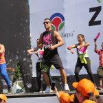 Zumba Party en  Mall Arauco Maipú