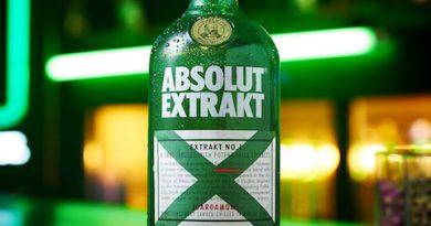 Absolut Extrakt, el nuevo shot de Absolut que celebra las raíces suecas