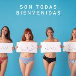 Cotys lanza original campaña inclusiva en lencería