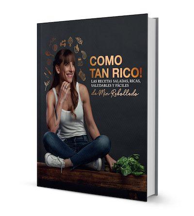 Min Rebolledo estrena segundo libro COMO TAN RICO!, ahora con recetas saladas