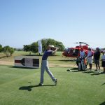 Airbus exhibe en Chile el helicóptero liviano H125 para segmento corporativo