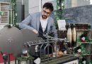 "Hendrick´s Gin crea en Chile: ""The Victorian Cocktail Machine"" una máquina que prepara cócteles"
