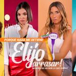 Elijo arrasar, la campaña que rompe con los estereotipos