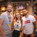 Sociales: Lanzamiento Mickey x Levi's