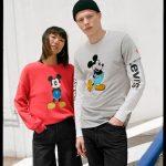 Llega a Chile la colección Mickey x Levi's