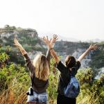 2x: la mejor manera de viajar acompañado