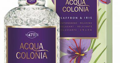 Acqua Colonia de 4711 presenta sus dos nuevas fragancias