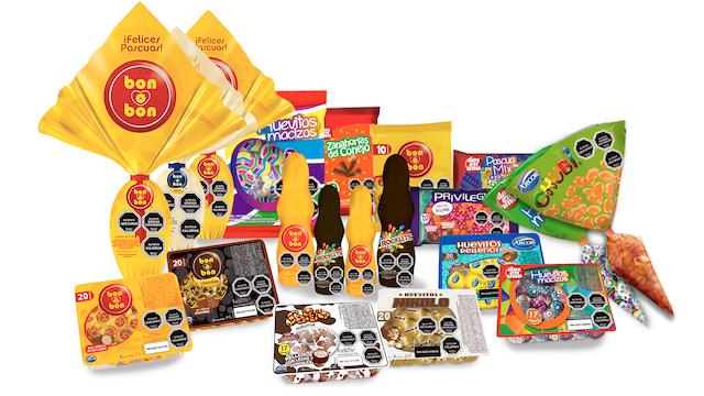 Descubre los huevitos Arcor, inspirados en tus chocolates favoritos