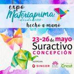 Expo Materiaprima llega a concepción desde el 23 al 26 de mayo en Suractivo