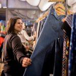 RECLOSET presentó su closet compartido en Boa Restorán,   con curaduría de la consultora de estilo Mariana Pattaro, que busca apoyar el consumo consciente en Chile.