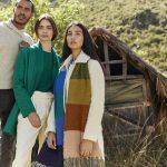 Nueva colección Fall winter de Kuna: Tradición andina