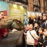 Dinosaurios Alive: el panorama de las vacaciones de invierno