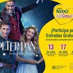 NIDO Forticrece presenta Peter Pan, el musical