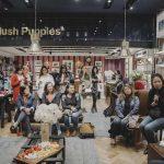 Nuevo ciclo de charlas #WalkHappy junto a Hush Puppies y Zancada