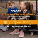 Adidas celebra el Día del Niño con una jornada llena de diversión