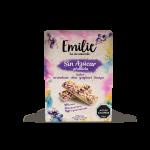 Emilie presenta sus nuevas y naturales  barritas de cereal