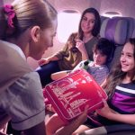 Emirates apuesta por viajes familiares