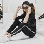 Jeans de Kendall- Kylie Jenner y zapatillas de Mickey Mouse y Looney Tunes son la nueva propuesta de Dijon