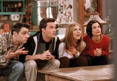 Friends… la vez que nos hicieron reír