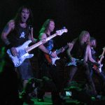 """Iron Maiden vuelve a Chile con """"Legacy of the best tour 2019"""""""