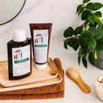Un shock de energía a tu cabello  con el ritual fortificante de quinina de Klorane