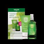 Combate la celulitis con el pack Abedul de Weleda