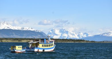 LATAM Airlines amplía sus vuelos de temporada a Puerto Natales