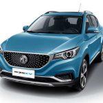 MG Motor comienza su apuesta por la electromovilidad en Chile con el nuevo MG ZS EV