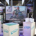 HEAD lanza innovadoras mochilas fabricadas con  botellas recicladas