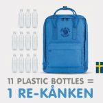 Re Kanken, la mochila ecológica de la sueca Fjall Raven