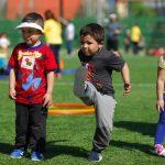 """""""El 2020 esperamos alcanzar a más de 8.000 niñas y niños de la región Metropolitana, promoviendo en ellos hábitos de vida saludable y activa"""""""