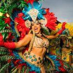 El Carnaval de Aruba, uno de los más grandes del Caribe
